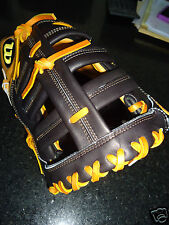 "WILSON A2K 2800 FIRST BASE (1B) MITT / GLOVE A2K0BB42800 - 12"" RH $359.99"