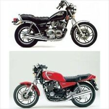 1980-1981-1982-1983 Yamaha XJ650 Maxim / XJ 650 Seca Service Manual on a CD