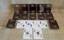888.com 'hazte notar' plástico jugando a las cartas poker x12./Juegos De Casino/juegos de cartas.