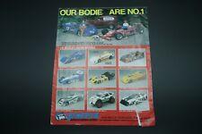 Parma International Our Bodies Are NO.1 Poster Colour Catalogue OZRC