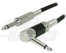 CAVO AUDIO JACK 6,3mm MONO SPINA/SPINA 3mt CZ13-310