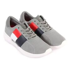 452c6048030e84 Tommy Hilfiger Textile Trainers for Men