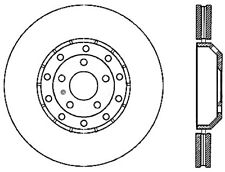 StopTech Disc Brake Rotor-Preferred Front Centric for Audi R8, RS5 # 128.33122