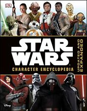 Star Wars Character Encyclopedia Updated Edition By DK