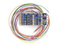 ESU 51957 Adapterplatine 3 für Decoder 21MTC