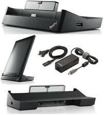 Lenovo ThinkPad Tablet Dock part 0A33965 with Power Supply Genuine