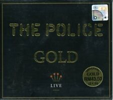 The Police - Gold-Live [New CD] Argentina - Import