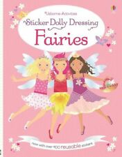 Fairies Sticker Book vom Usborne Verlag