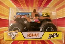 1/24 HOT WHEELS MONSTER JAM TRUCK SCOOBY-DOO DIECAST METAL OFF-ROAD