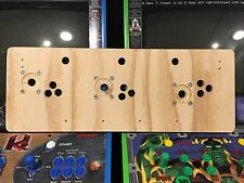 Rampage World Tour Arcade Wood Control Panel RWT NOS CPO Midway