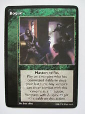 Rogue VTES Promo card Vampire the Eternal Struggle ccg tcg trading V tes wars