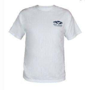 Grundens Gage EAT CRAB  Fish Wear Short Sleeve T Shirt Size 3XL NWT