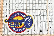 St. Louis Blues jersey patch
