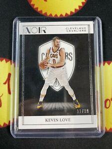 2020-21 Panini Noir #46 Kevin Love /99 SP Cavaliers MS540