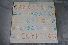 The Bangles Walk Like In Egyptian Maxi LP Vinyl Extended 1986 6500496 Dance Mix