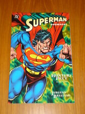 SUPERMAN DOOMSDAY HUNTER PREY BOOK 2 JURGENS BREEDING DC COMICS GRAPHIC NOVEL