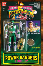 Mighty Morphin Power Rangers Auto Morphin Tommy ****NEW**** Never Opened!!