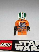 Lego® Star Wars Minifigur Wedge Antilles aus Set  75268 mit Blaster Neu