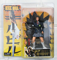 Tarantino cult Movie KILL BILL CHIAKI KURIYAMA GO-GO YUBARI ACTION FIGURE Neca