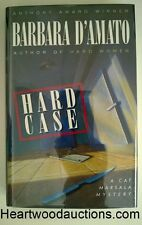 HARD CASE by Barbara D'Amato SIGNED- High Grade
