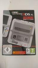 Console Nintendo New 3DS Xl Snes Édition Super Nintendo
