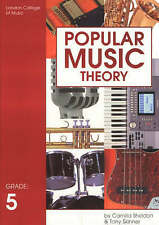 Popular Music Theory, Grade 5: Grade Five, Good Condition Book, Skinner, Tony, S