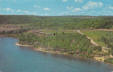 Cole's Tent & Trailer Camp LAKE ST. PETER Hastings Highlands Ontario © H. Oakman