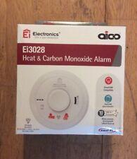 Aico Ei3028 Multi-Sensor Heat & Carbon Monoxide Alarm Lithium with AudioLINK New