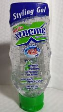 XTREME PROFESSIONAL 9.17 OZ  UV CLEAR EXTRA HOLD ALL HAIR TYPES