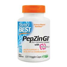 PepZinGi, Zinc-L-Carnosine Complex,120 Veg Capsules - Doctors Best