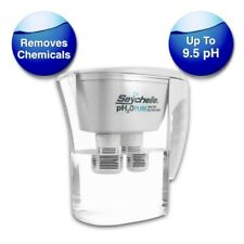 SEYCHELLE PH2O PURE ALKALINE WATER FILTER PITCHER - LARGE + FREE SHIP **^^