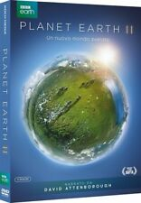 PLANET EARTH II  3 DVD  COFANETTO  NATURA