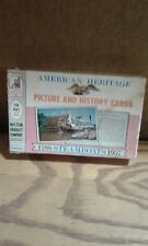 American Heritage Picture and History Cards
