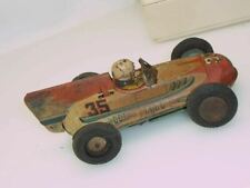 Extremely Rare Battery Operated Road Racer Barn Find Unrestored ST Shimazaki Toy