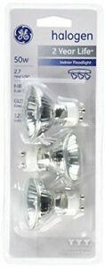 G E Lighting 81662 0 GE3PK50W QTZ Halo Light