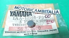 YAMAHA FZ750  FZR1000 PASTIGLIA VALVOLA PAD SHIM VALVE 1,50  1AA-12168-F0