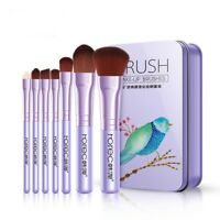 Soft  Makeup Brushes Set Eyeshadow Contour Foundation Concealer Eye Lip Powder