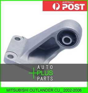 Fits MITSUBISHI OUTLANDER CU_ Left Hand Lh Rear Differential Diff Mount