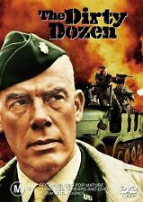 The Dirty Dozen (DVD, 2004) Region 4 War DVD Rated M in Like NEW Condition