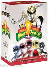 THE MIGHTY MORPHIN POWER RANGERS COMPLETE SERIES NEW SEALED R1 DVD ★72 HR SALE★