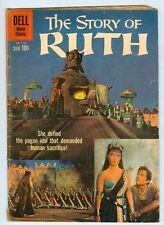 Four Color #1144 The Story of Ruth 1960 G/Vg