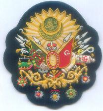 Sultan Ottoman Empire Kingdom Turkey Vizier Arms Crest Crescent Anatolia Seljuk