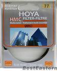 HOYA 77mm HMC UV(C) Slim Frame Multi-Coated Filter 77 mm