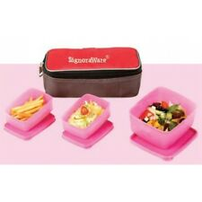 SIGNORAWARE EAT IN LUNCH BOX WITH BAG (552)