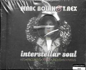 MARC BOLAN & T-REX - INTERSTELLAR SOUL - 1972-1977 - 3 CD Set - Limited Edition!