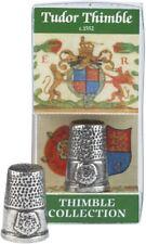 Pewter Tudor Thimble