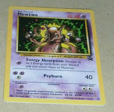 POKEMON BLACK STAR PROMO CARD - #14 MEWTWO