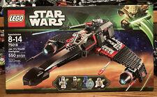 Lego 75018 STAR WARS Jek-14's Stealth Starfighter FACTORY SEALED Retired
