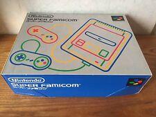 Japanese Nintendo Super Famicom Console de Jeu Japon JAP NES NTSC J