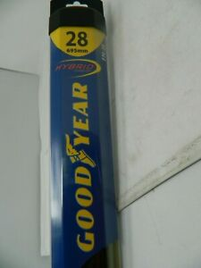 Windshield Wiper Blade-Hatchback Goodyear 770-28
